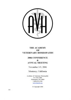 thumbnail of 2006AVHProceedings
